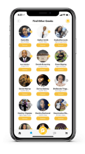Greek Life Networking App